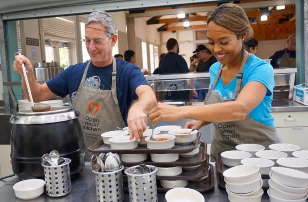 Volunteer - Open Heart Kitchen